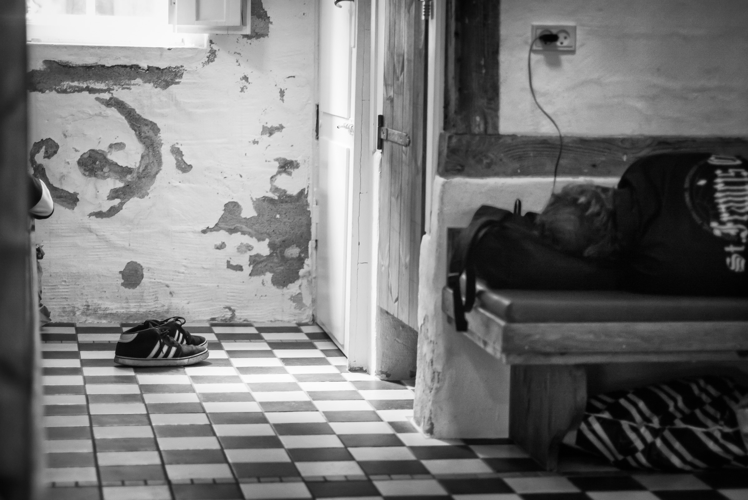 Poverty – taken for the Danish NGO, Kirkens Korshær who helps people, who are stigmatized and often feel abandoned by the community as such because they live in poverty, loneliness, homelessness, psychological illness or substance abuse. © Massimo Fiorentino, all Rights Reserved
